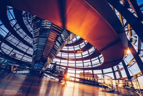Berlin – Reichstag Dome