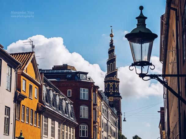 Copenhagen - Church of Our Saviour