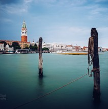 Venice – San Marco Basin (Long Exposure)