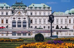 Vienna – Upper Belvedere