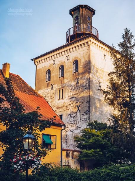 Zagreb - Lotrščak-Turm