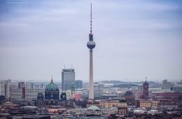 Berlin Skyline / Fernsehturm