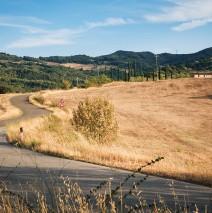 Val di Cecina (Tuscany, Italy)