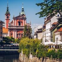 Ljubljana – Franciscan Church