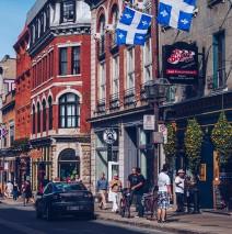 Québec – Rue Saint-Jean
