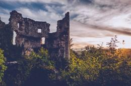 Burgruine Samobor (Kroatien)