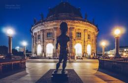 Berlin – Bode-Museum bei Nacht