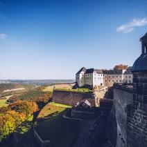 Königstein Fortress (Saxon Switzerland)