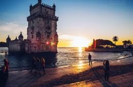 Lissabon – Torre de Belém