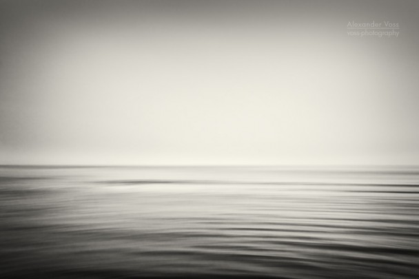Black and White Photography: Seascape