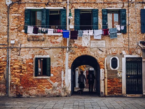 Venedig - Sestiere di Dorsoduro