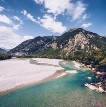 Tagliamento River (Italy)