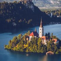 Slovenia – Lake Bled