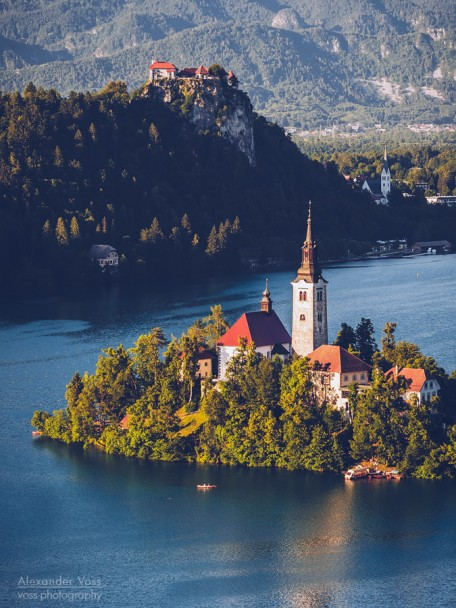 Slowenien - Bleder See