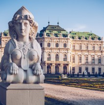 Vienna – Belvedere Palace
