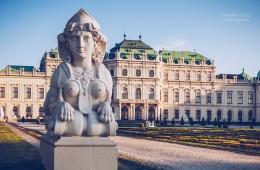 Wien – Schloss Belvedere