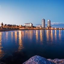 Barcelona – La Barceloneta / Platja del Somorrostro