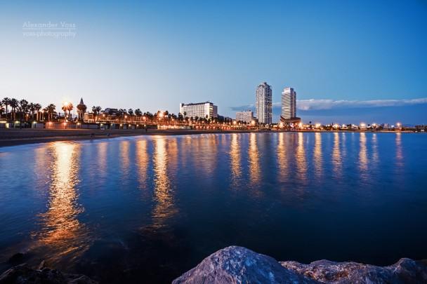 Barcelona - La Barceloneta / Somorrostro Beach