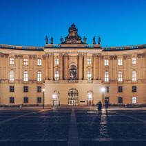 Berlin – Bebelplatz / Alte Bibliothek