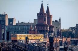 Berlin – Oberbaum Bridge