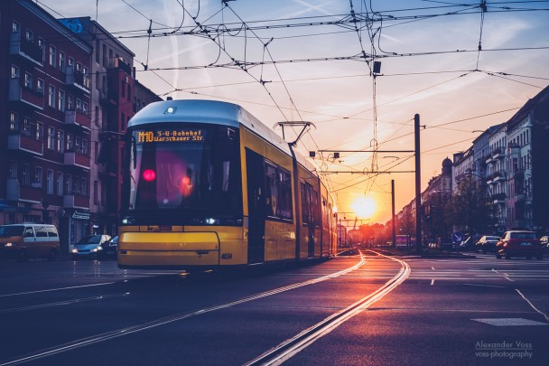 Berlin - Prenzlauer Berg / Danziger Strasse