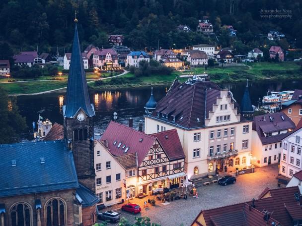 Stadt Wehlen (Saxon Switzerland)