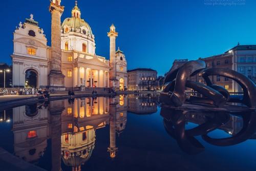 Vienna – Karlskirche