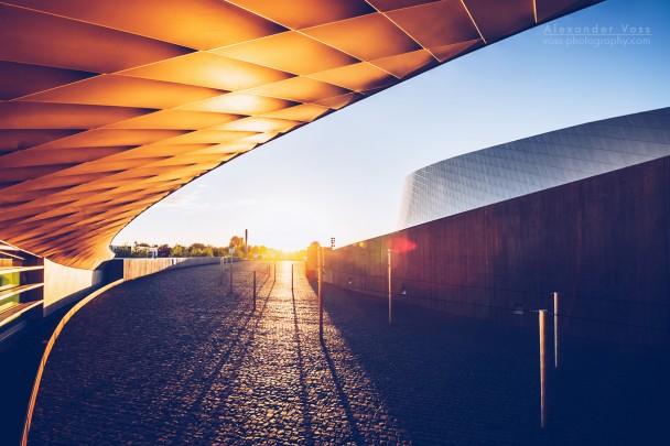 Architectural Photography: Copenhagen - Den Blå Planet