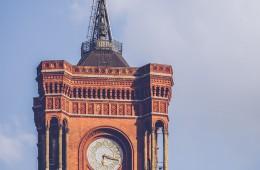 Berlin – Rotes Rathaus