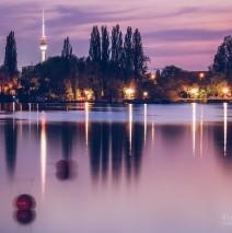 Berlin – Skyline Rummelsburger Bucht
