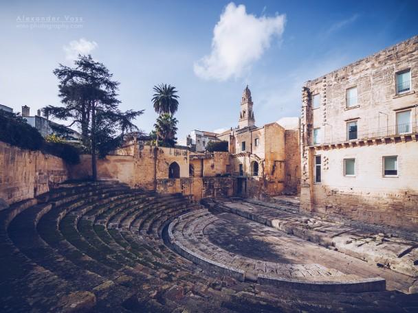 Lecce - Roman Theatre