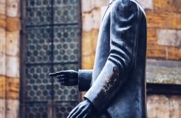 Prag – Franz-Kafka-Denkmal