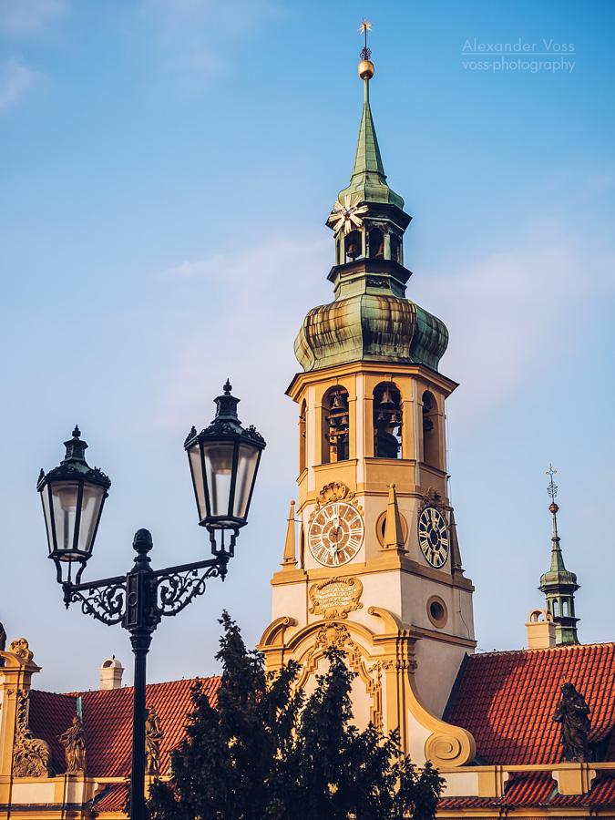 Prague – Loreta Monastery