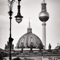 Black and White Photography: Berlin – Unter den Linden