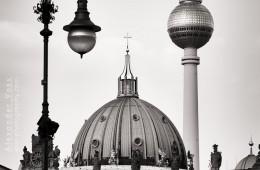 Schwarzweiss-Fotografie: Berlin – Unter den Linden