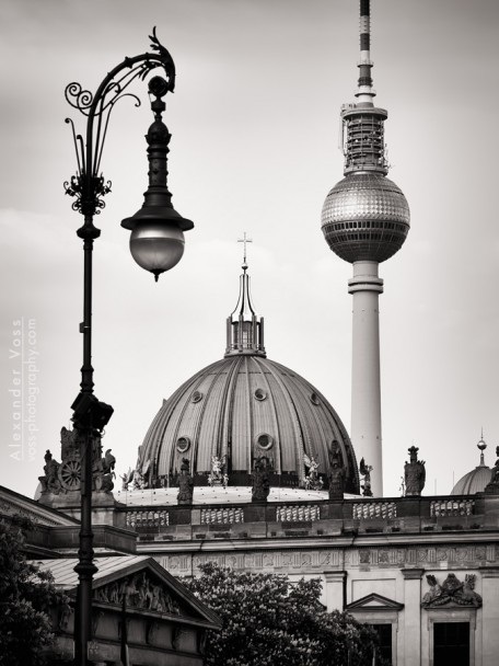 Black and White Photography: Berlin - Unter den Linden