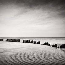 Black and White Photography: Sylt Island