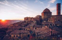 Volterra (Tuscany, Italy)