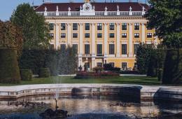 Wien – Schloss Schönbrunn / Kammergarten