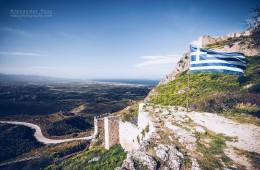 Akrokorinth (Peloponnes, Griechenland)