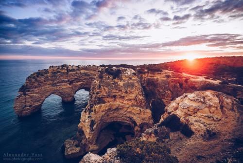 Algarve – Praia da Marinha
