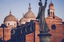 Padua – Basilika Santa Giustina
