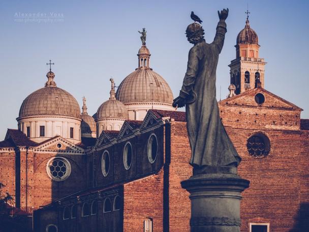 Padua - Basilica of St. Justina
