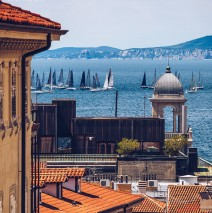 Trieste – Sailing Regatta in the Adriatic Sea