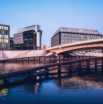 Architectural Photography: Berlin – Kapelle-Ufer / Kronprinzen Bridge