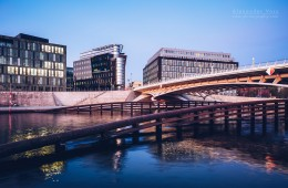 Architekturfotografie: Berlin – Kapelle-Ufer / Kronprinzenbrücke