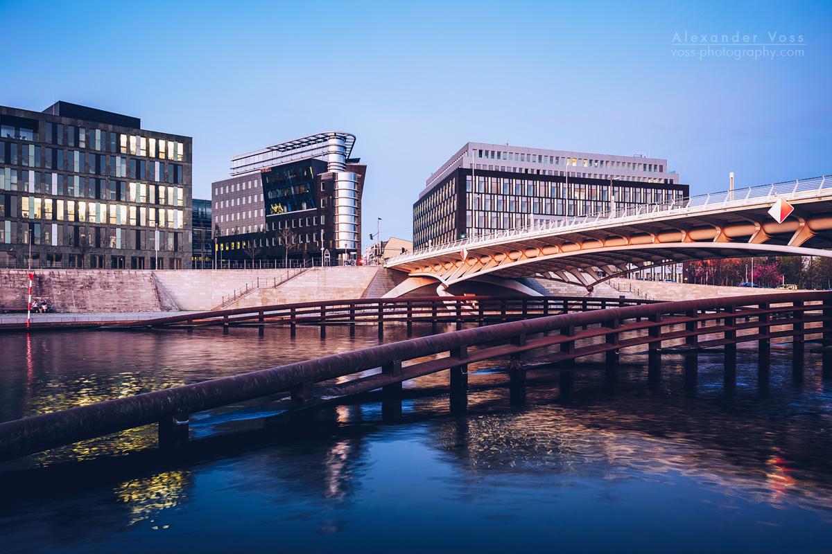 Architectural Photography: Berlin - Kapelle-Ufer / Kronprinzen Bridge