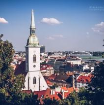 Bratislava – Martinsdom