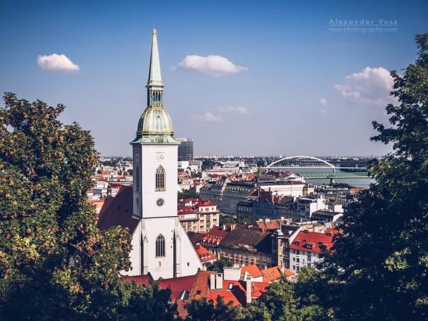 Bratislava - Martinsdom