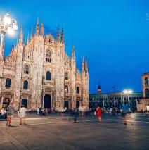 Mailänder Dom / Piazza del Duomo